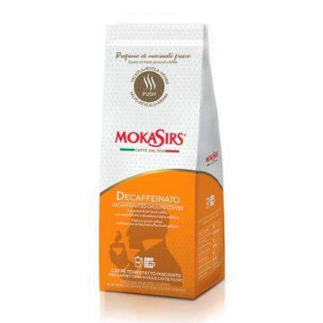 MokaSirs Decaffeinato kofeiiniton 180 g jauhettu kahvi