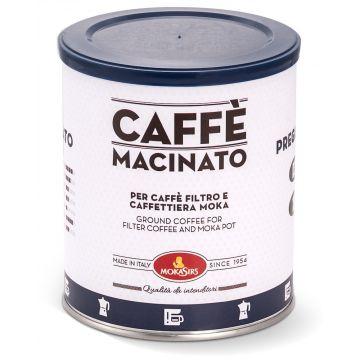 Mokasirs Pregiato jauhettu kahvi 250 g