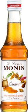 Monin Caramel makusiirappi 250 ml