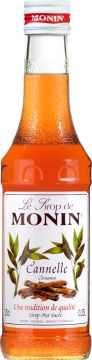 Monin Cinnamon makusiirappi 250 ml