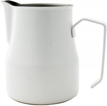Motta Europa mjölkskumningskanna 500 ml, vit