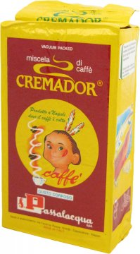 Passalacqua Cremador 250 g ground coffee