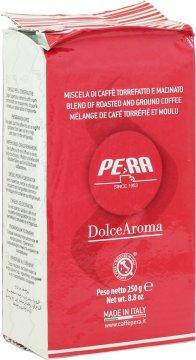 Pera Dolce Aroma 250 g malet kaffe