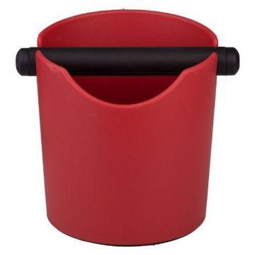Rhinowares Waste Tube knockbox, röd