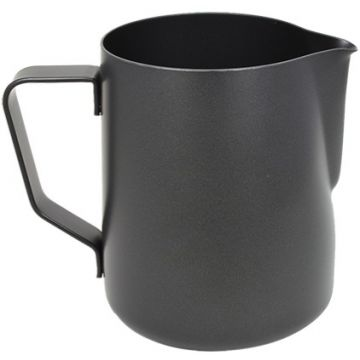 Rhinowares Stealth Milk Pitcher maidonvaahdotuskannu 600 ml, musta