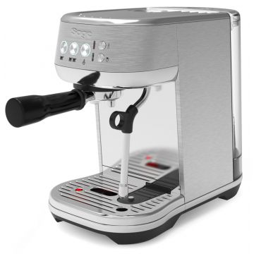 Sage The Bambino™ Plus Espresso Coffee Maker, Brushed Steel