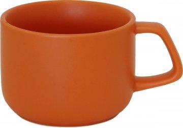 Shamila keraaminen muki Harry 3,5 dl oranssi