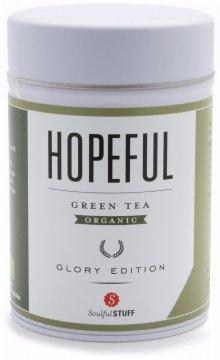 Soulful Stuff Hopeful vihreä tee, purkki 100 g