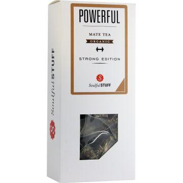 Soulful Stuff Powerful mate tee, 15 teepussia