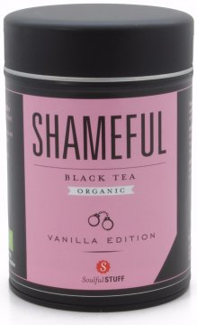 Soulful Stuff Shameful Black Tea, tin 120 g
