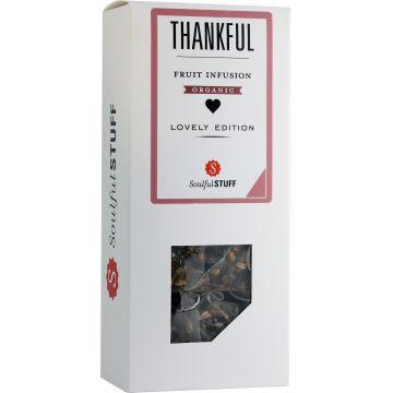 Soulful Stuff Thankful hedelmähauduke, 15 teepussia