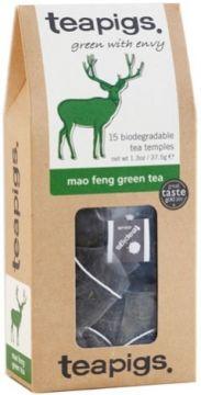 Teapigs Mao Feng Green Tea 15 teepussia