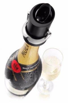 Vacu Vin Champagne Saver pullonsulkija/kaatonokka