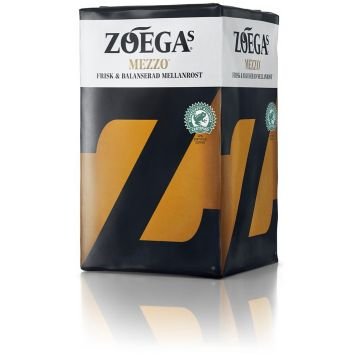 Zoégas Mezzo 450 g suodatinjauhettu kahvi