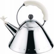 Alessi 9093 W vesipannu, valkoinen