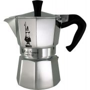 Bialetti Moka Express 3 Cup Stovetop Espresso Maker