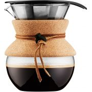 Bodum Pour Over 4 kupin kahvikannu suodattimella 500 ml
