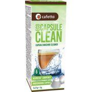 Cafetto Eco Capsule Clean ekologinen puhdistuskapseli 6 kpl