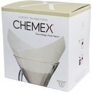 Chemex neliön muotoiset suodatinpaperit 6, 8 ja 10 kupin kannuun 100 kpl