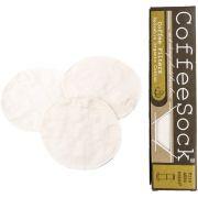 CoffeeSock Disc Shaped AeroPress® Coffee Filters, 3 pcs