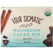 Four Sigmatic Mushroom Cacao Mix With Reishi, 10 annospussia