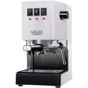 Gaggia New Classic espressokone, Polar White