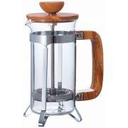 Hario Cafe Press Olive Wood 300 ml pressobryggare