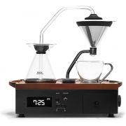 Joy Resolve Barisieur Coffee & Tea Alarm Clock, musta