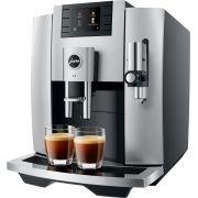 Jura E8 (EB) kahviautomaatti, Moonlight Silver