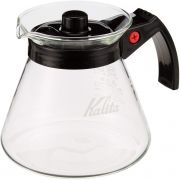 Kalita Glass Server N With Black Handle 500 ml