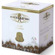 Miscela d'Oro Gold Nespresso-yhteensopiva kapseli 10 kpl