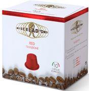 Miscela d'Oro Red Nespresso-kompatibel kaffekapsel 10 st