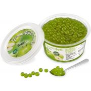 TIFC Boba Bubble Tea kuplatee-helmet, Green Apple 450 g