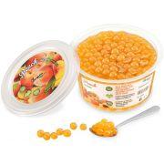 TIFC Boba Bubble Tea bubbelte-pärlor, Peach 450 g