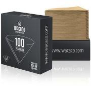Wacaco Cuppamoka Paper Filters, 100 kpl